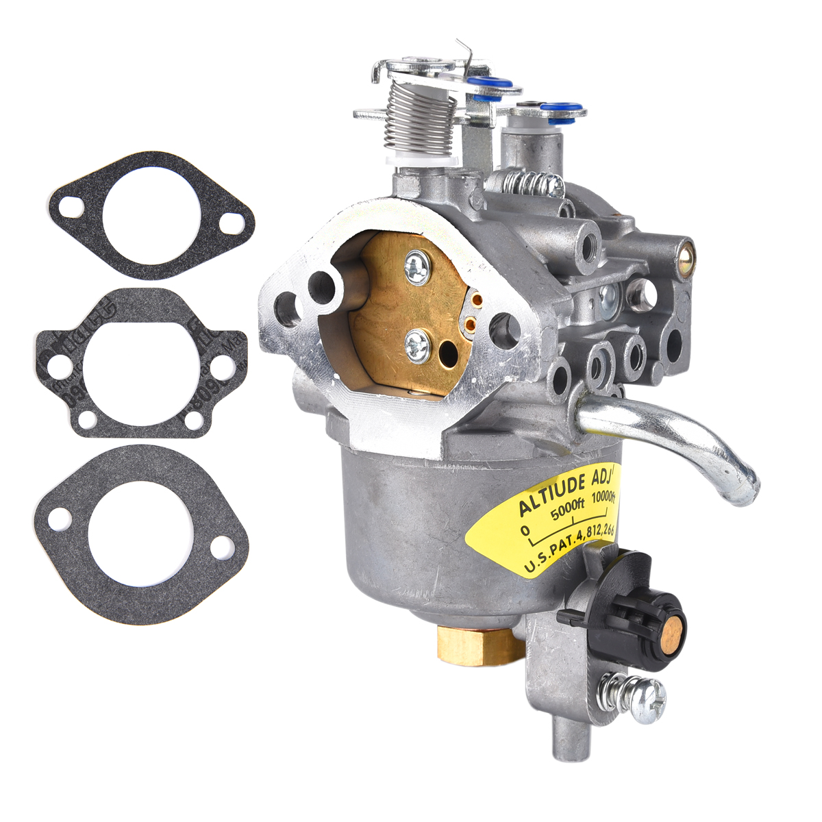 Wingsmoto Carburetor A041D736 for Cummins Onan Generator Replacement Carb with Gasket