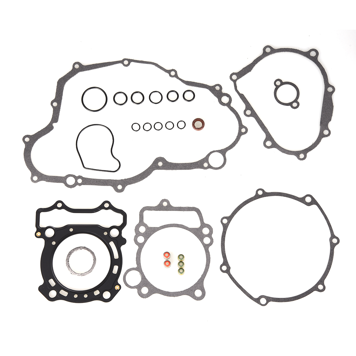 plete gasket kit top bottom end engine set for yamaha yz250f 2001 DRZ400S Engine Diagram package included 1 x plete set of gasket kit as picture shows